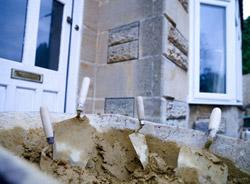Варианты отделки фасада для одноэтажного дома из